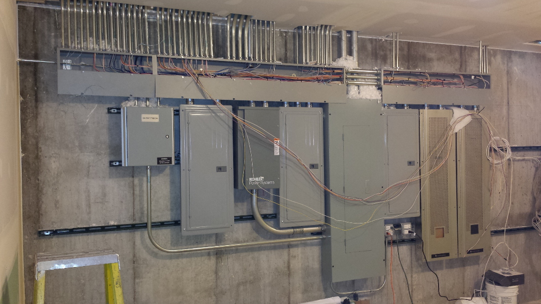 electrical wiring & breaker panels