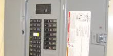 Breaker Panel Installation - Electrician Services