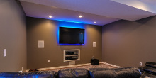 Audio Video Installation - Electrician Services